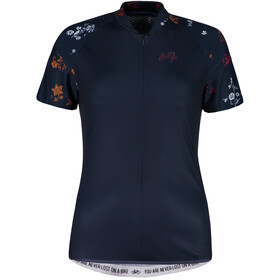 Maloja ViagravaM. Shortsleeve Bike Jersey Damen mountain lake